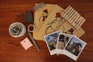 Material Fotoadventskalender