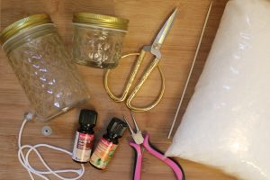 Material Kerzen selbermachen