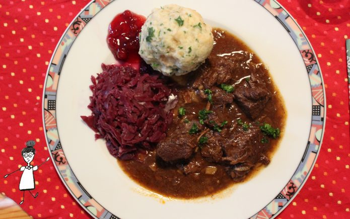 Wildgulasch frau friemel