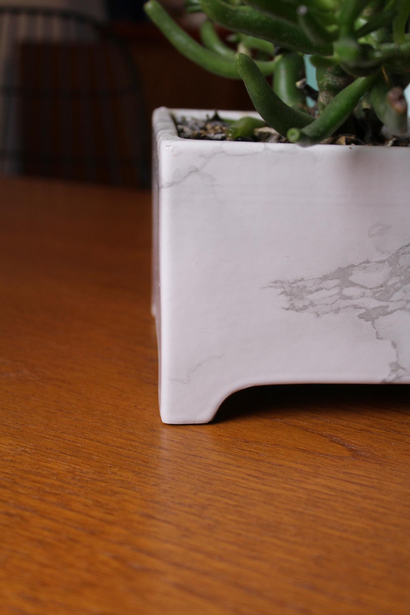 5 einsatzm glichkeiten von klebefolie upcycling 2 0 for Tischplatte marmoroptik