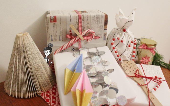 Geschenkverpackung frau friemel