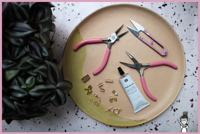 Verschlüsse für Armbänder basteln mit frau friemel