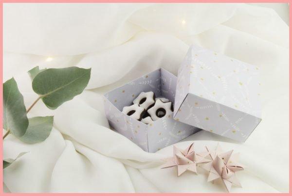 Origami Schachteln falten - DIY Anleitung für Schachtel mit Deckel