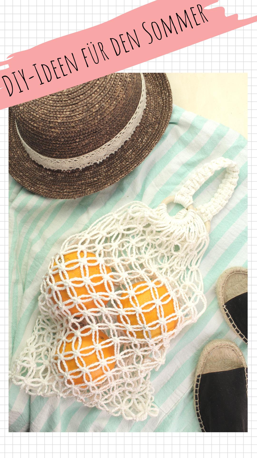DIY Ideen für den Sommer