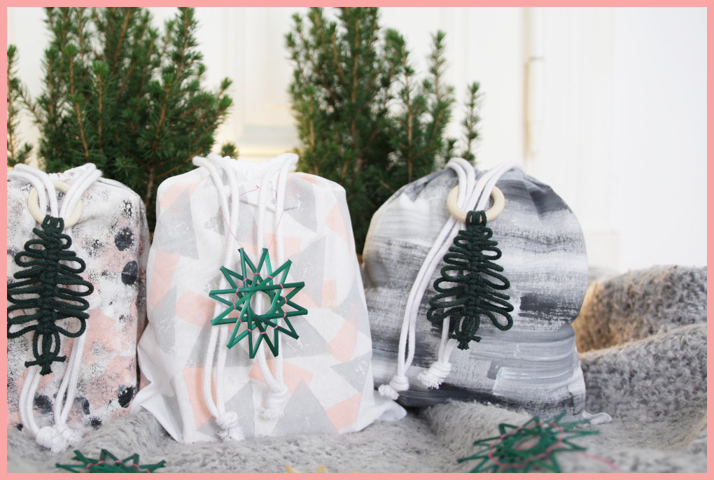Geschenke verpacken mal anders