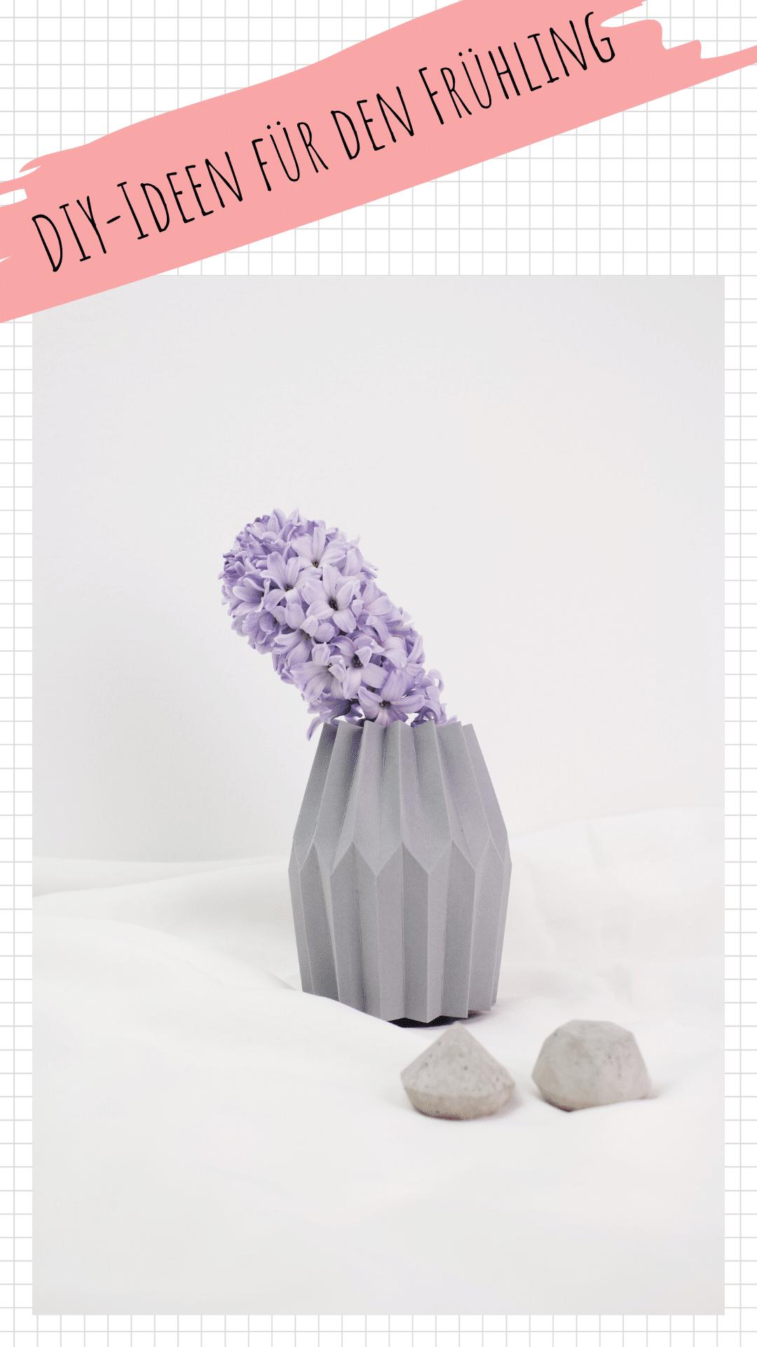 DIY Ideen für den Frühling