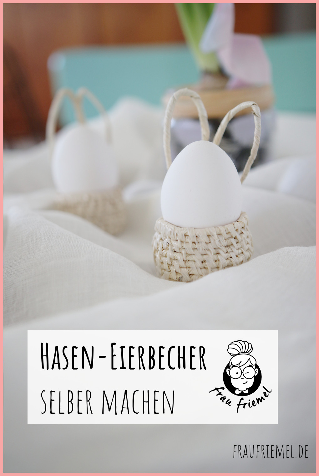 Eierbecher basteln auf Pinterest merken